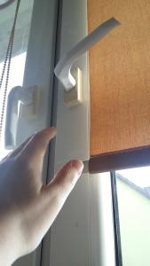 zamknac okno