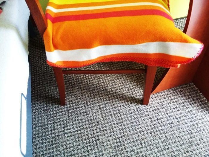 plażowy krzesełko