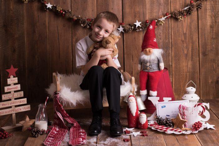 świąteczna sesja 5