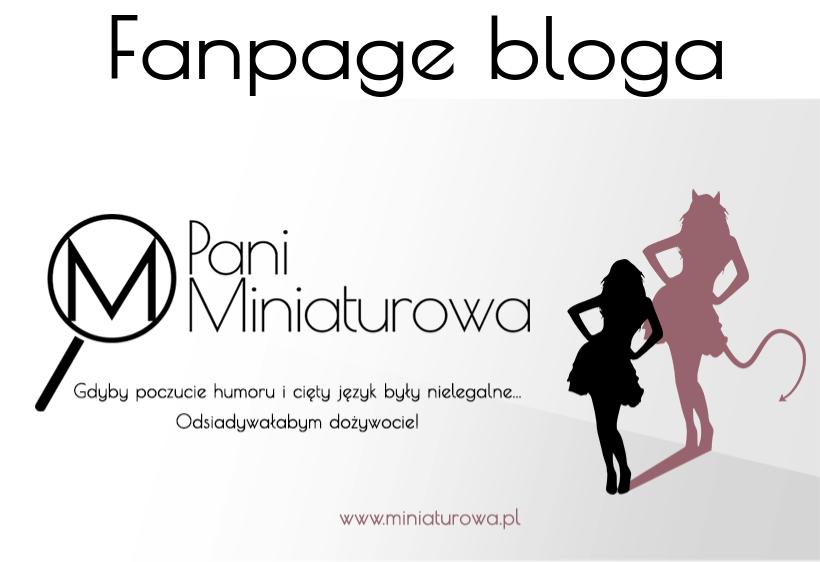 Fanpage Pani Miniaturowa