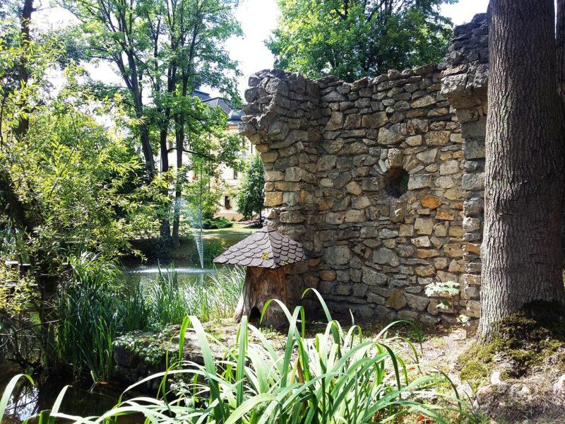 kamień śląski staw 2