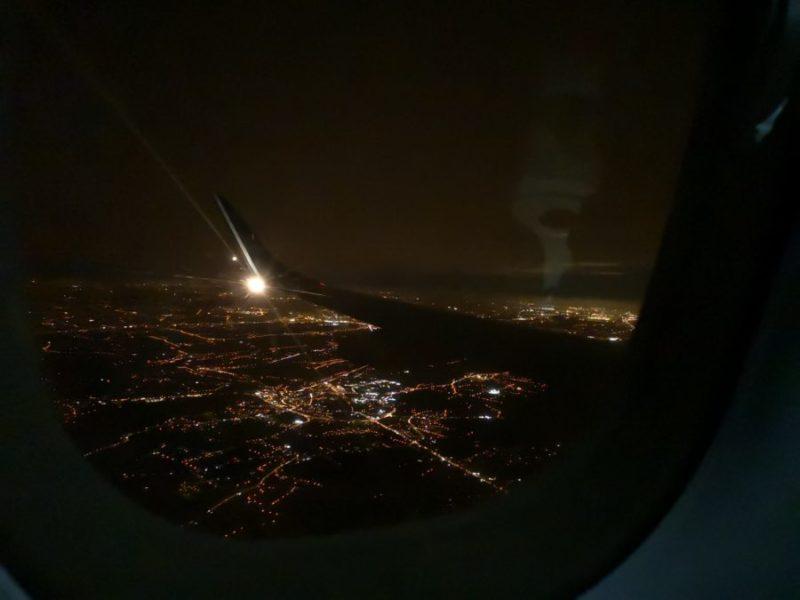 pierwszy lot samolotem 2